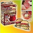 tinxi® Stufz Hamburger Maker Burger Press Hamburger Press, Ideal For BBQ, Cooking, Party