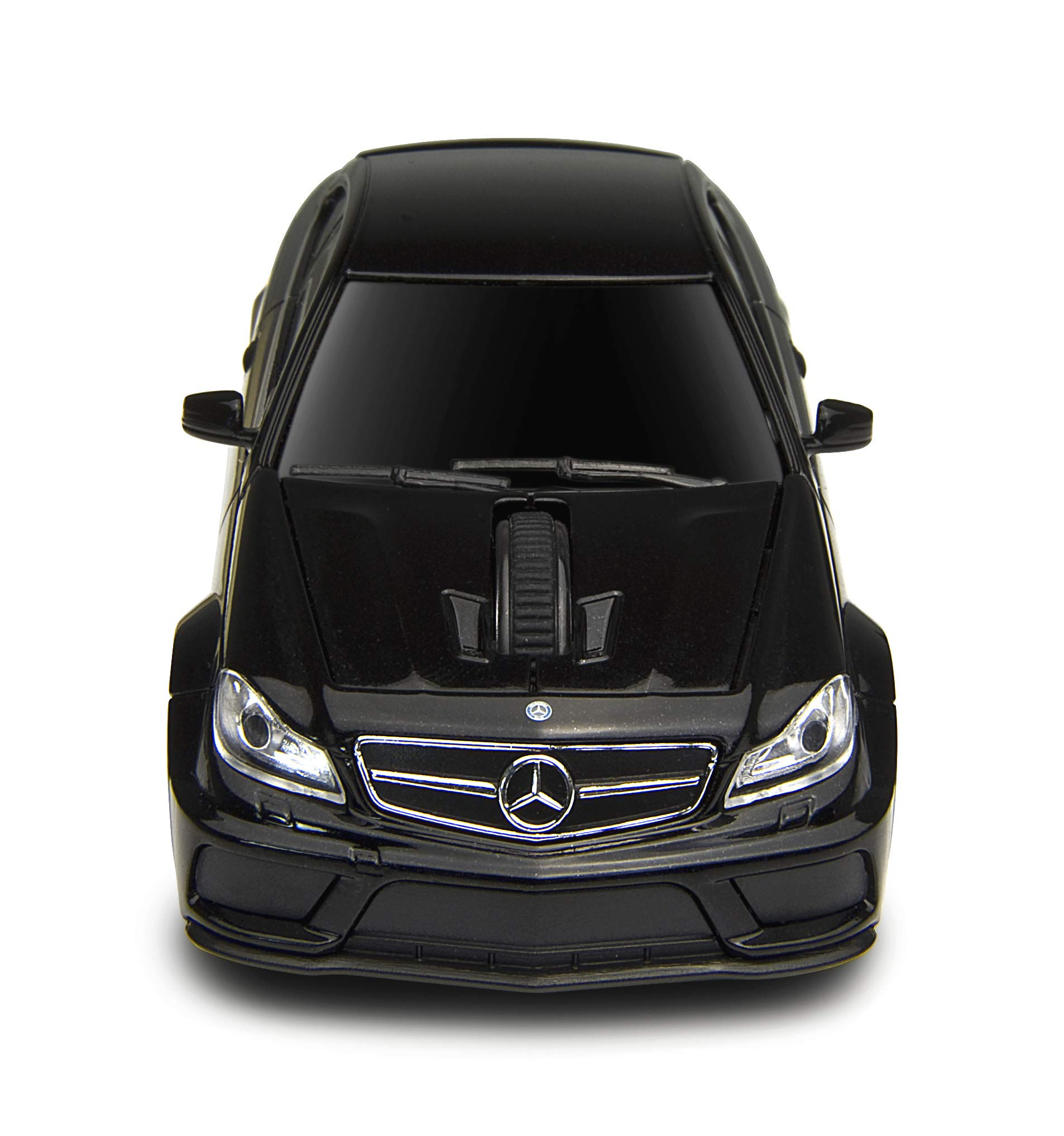 AutoMouse Mercedes-Benz C63 AMG Car Wireless Laser Computer Mouse - Black