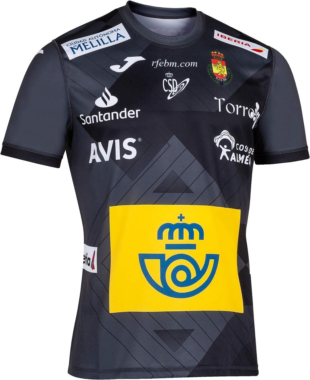 JOMA SPORT 3ª Camiseta Oficial de la selección Española de Balonmano Talla M: Amazon.es: Deportes y aire libre