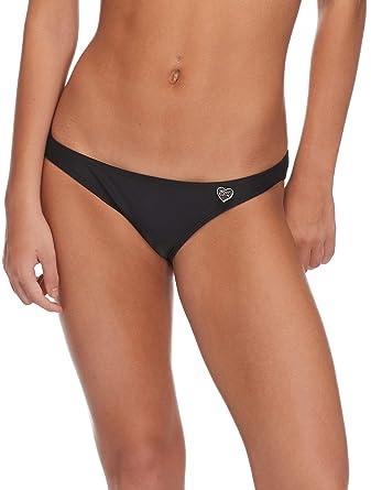 8a8a397b5bc80 Amazon.com: Body Glove Women's Smoothies Basic Bikini Bottom Black ...