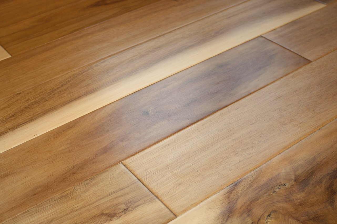 Acacia Flooring Acacia Sesame Handscraped Image Is