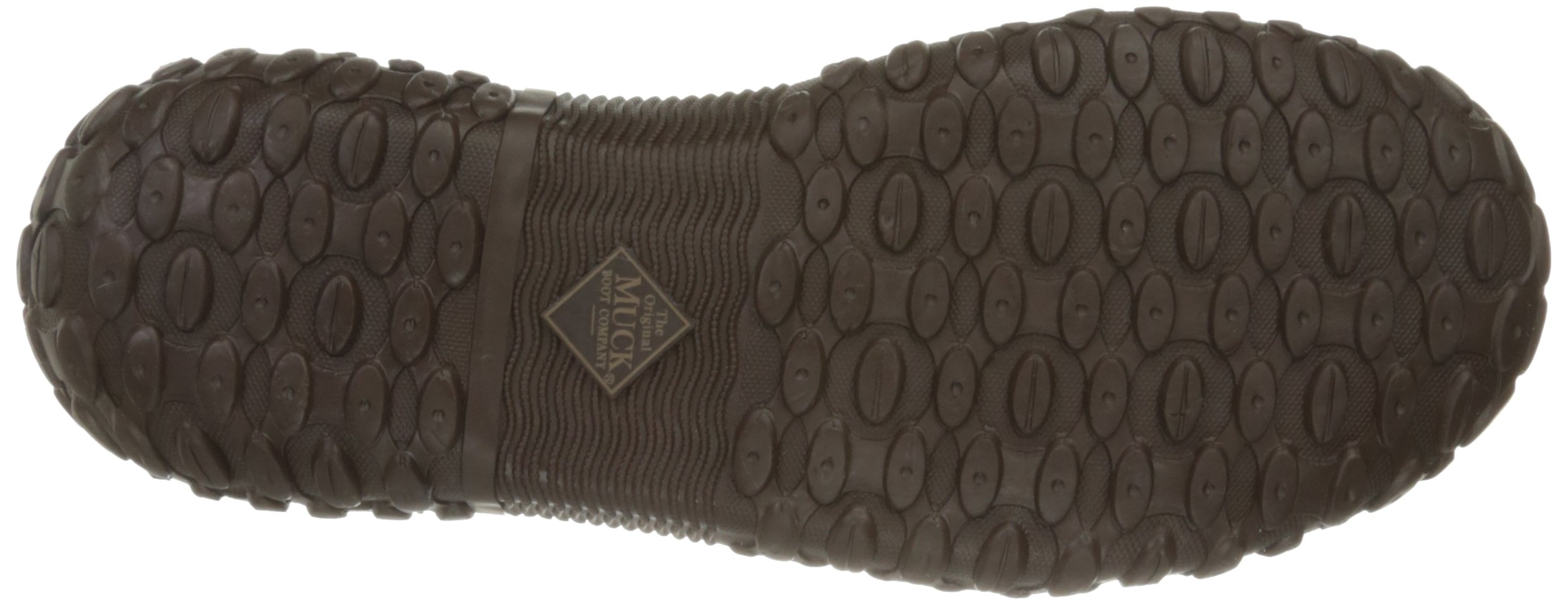 Muckster ll Men's Rubber Garden Shoes,Black/Otter,8 US/8-8.5 M US by Muck Boot (Image #3)
