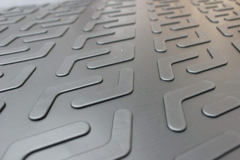 J/&J AUTOMOTIVE STANDART Tapis DE Coffre sur Mesure pour Audi A6 C6 Break 2005-2010