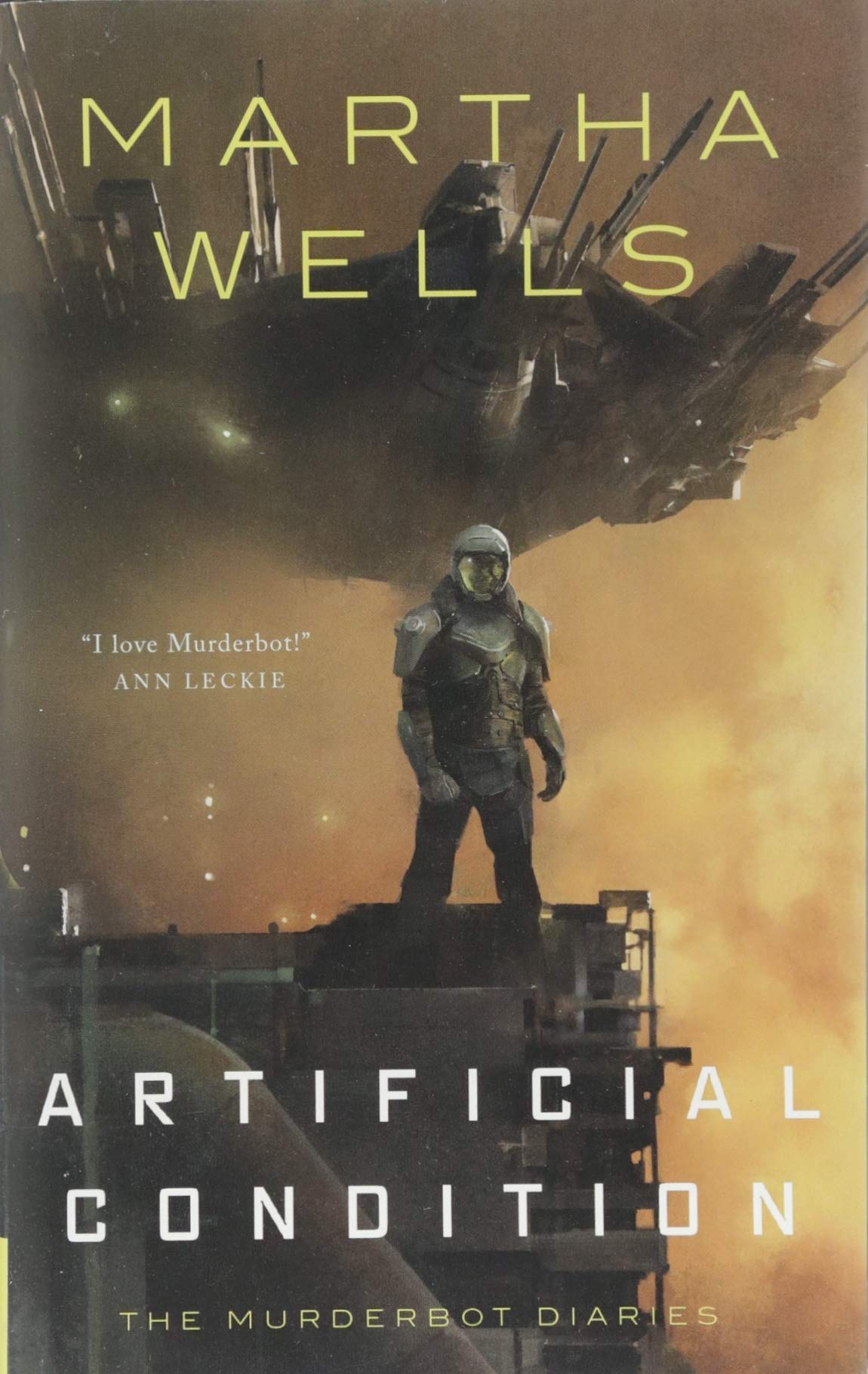 Artificial Condition: The Murderbot Diaries (The Murderbot Diaries ...