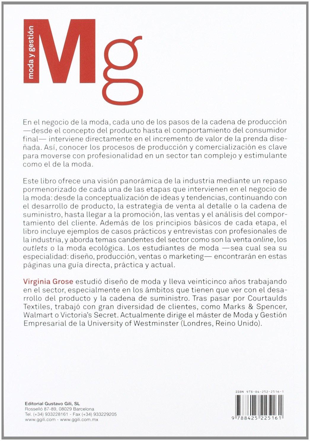 Merchandising de moda (Moda y gestión): Amazon.es: Virginia Grose, Cristina Zelich: Libros