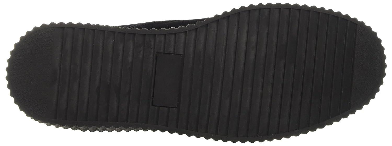 Windsor Smith Damen Turnschuhe Schwarz Rollkragen Oracle Velvet Schwarz Turnschuhe (schwarz) 39 (Herstellergröße ) 081544