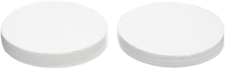 0.7 /Â/µm Camlab 1171243 Grade 263 Glass Microfiber Diameter 25 mm Pack of 100