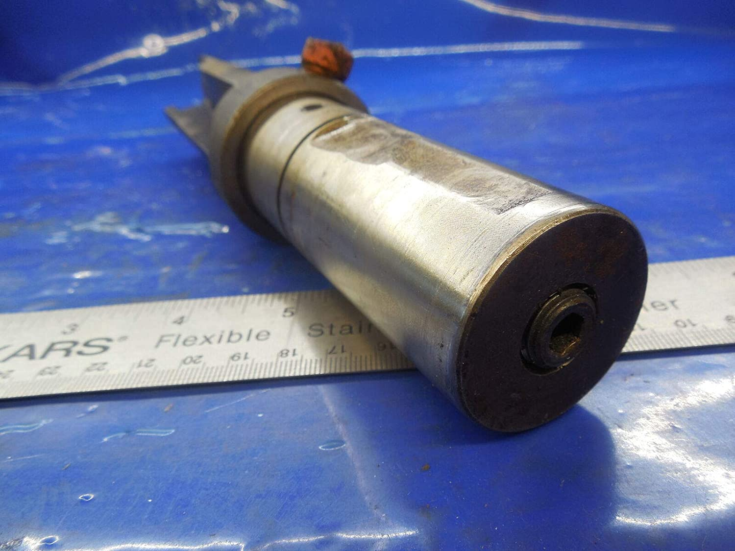 1 1//2 Dia INDEXABLE Insert Drill for CNC Mill OR Lathe 2 Insert Pockets COOLANT