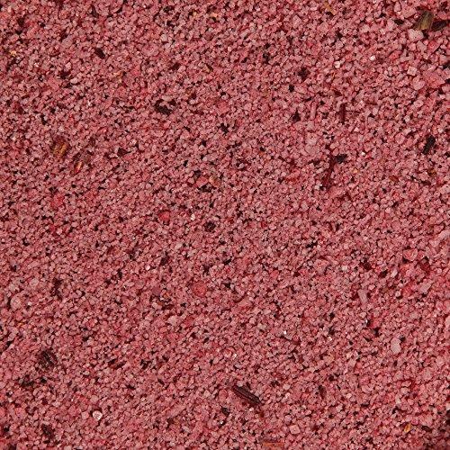 The Spice Lab No. 202 - Tropical Hibiscus Salt - Gluten-Free Non-GMO All Natural Premium Gourmet Salt - 4 oz Resealable Bag