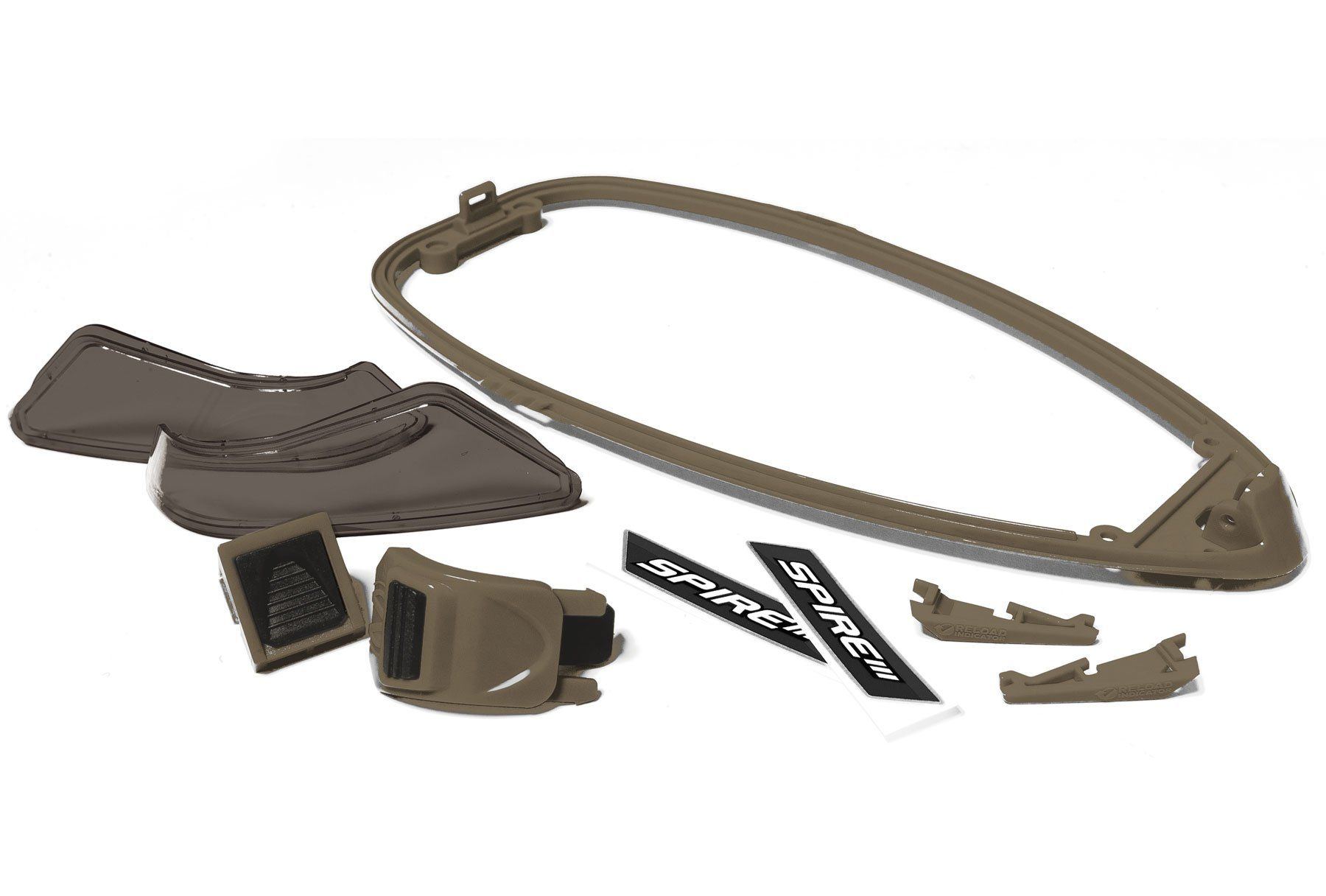 Virtue Paintball Virtue Spire III Color Kit, FDE (2227) by Virtue Paintball