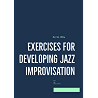 Exercises for Developing Jazz Improvisation C Edition book cover