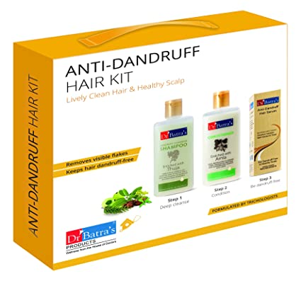 Dr Batra's Anti Dandruff Hair Kit