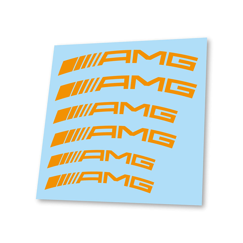 Any Color Vinyl Decal Stickers Graphics Emblem AUDI Brake Caliper High Temp