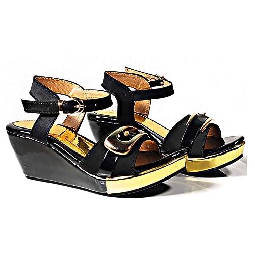 Fashion designer Girls Kids Heel Sandal