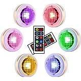 Honwell Led Spotlight 2 Pack Led Accent Lights Wireless