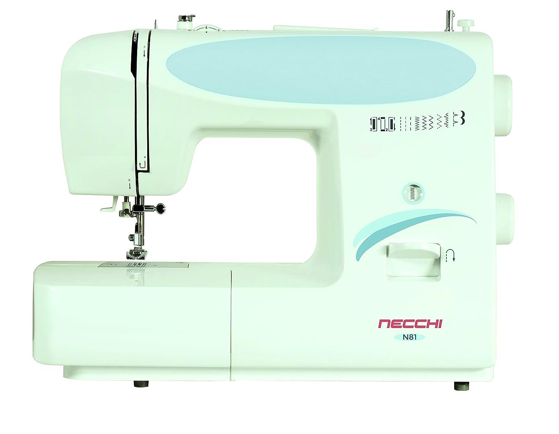 Necchi N81 - Máquina de Coser (Máquina de Coser Manual ...