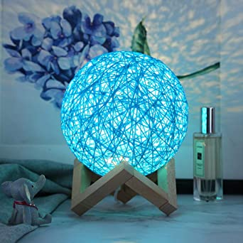 Luz Nocturna Nocturna Lámpara De Mesa Creativa Soporte Usb Lámpara ...