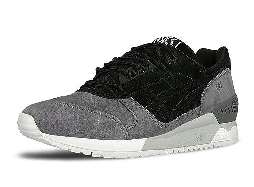 Asics Hombre Gel-Respector Zapatillas Negro, 37: Amazon.es: Zapatos y complementos