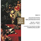 Jagdkantate & Bauernkantate BWV 208&212