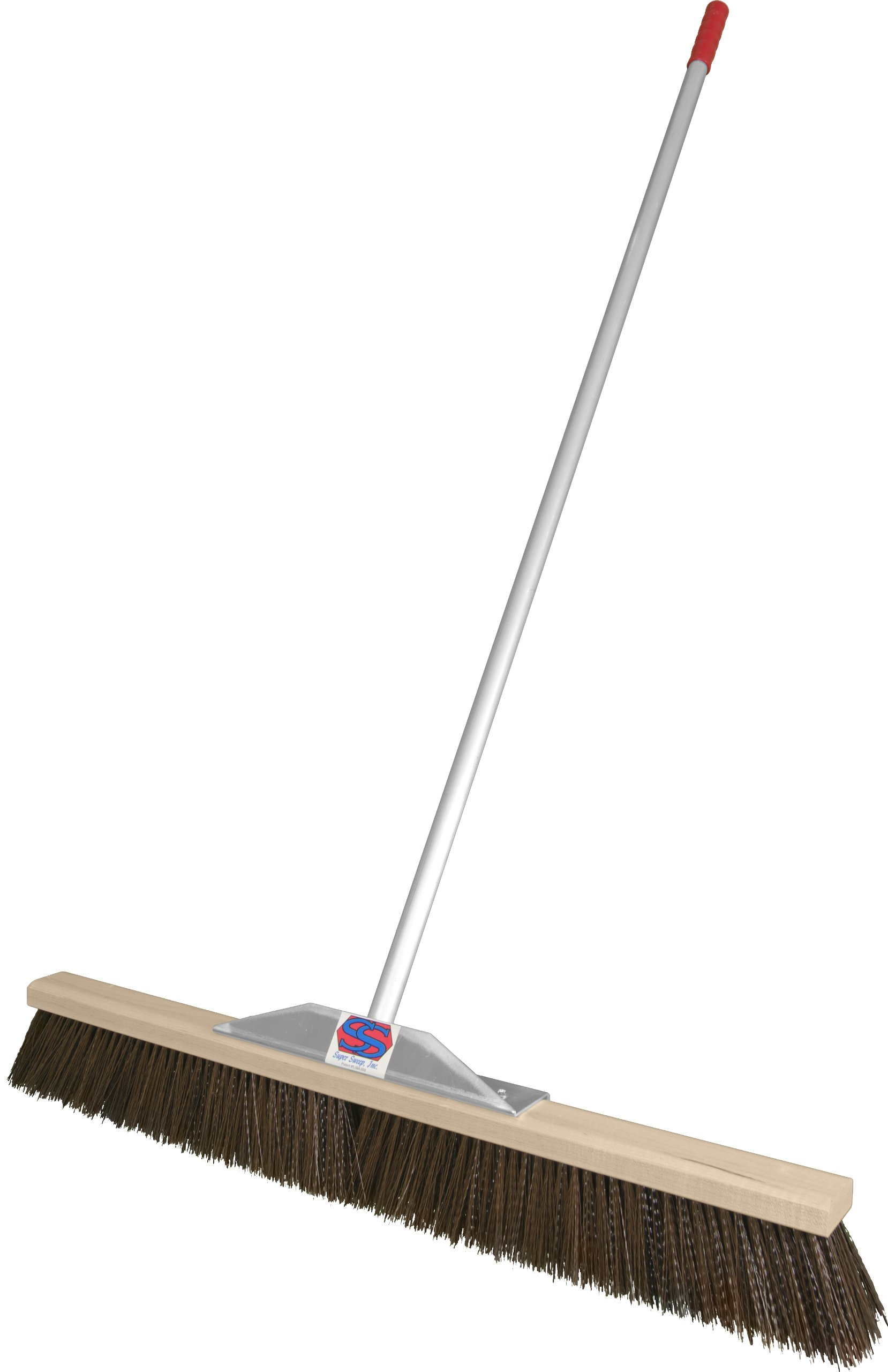 Super Sweep 36-Inch Palmyra Poly Broom by Super Sweep Inc.