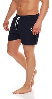 a52e23b284ccd4 Gennadi Hoppe Herren Badeshorts kurz Badehose Strand Shorts Boardshorts