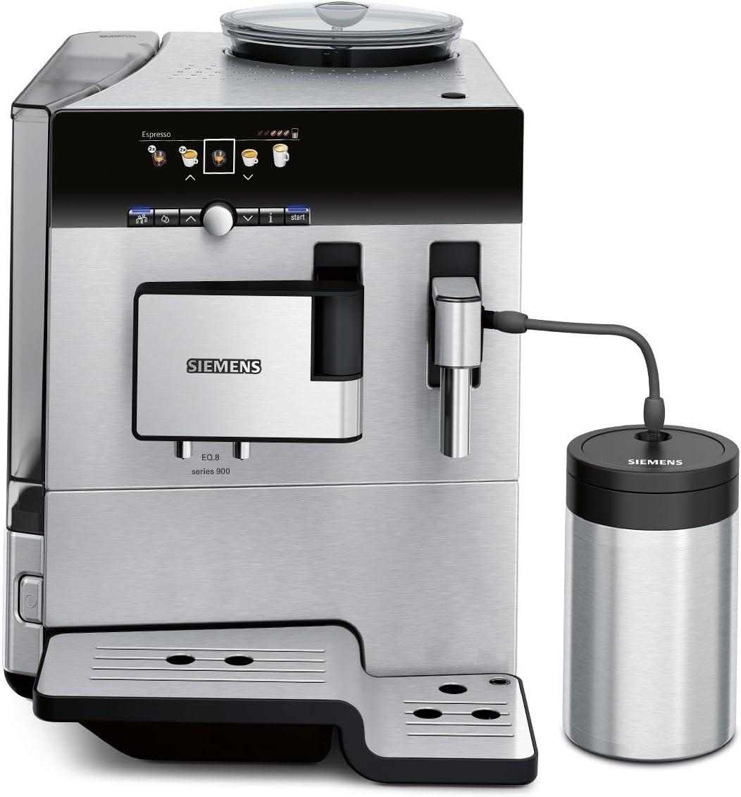 Siemens EQ.8 Independiente Máquina espresso 2,4 L Totalmente ...