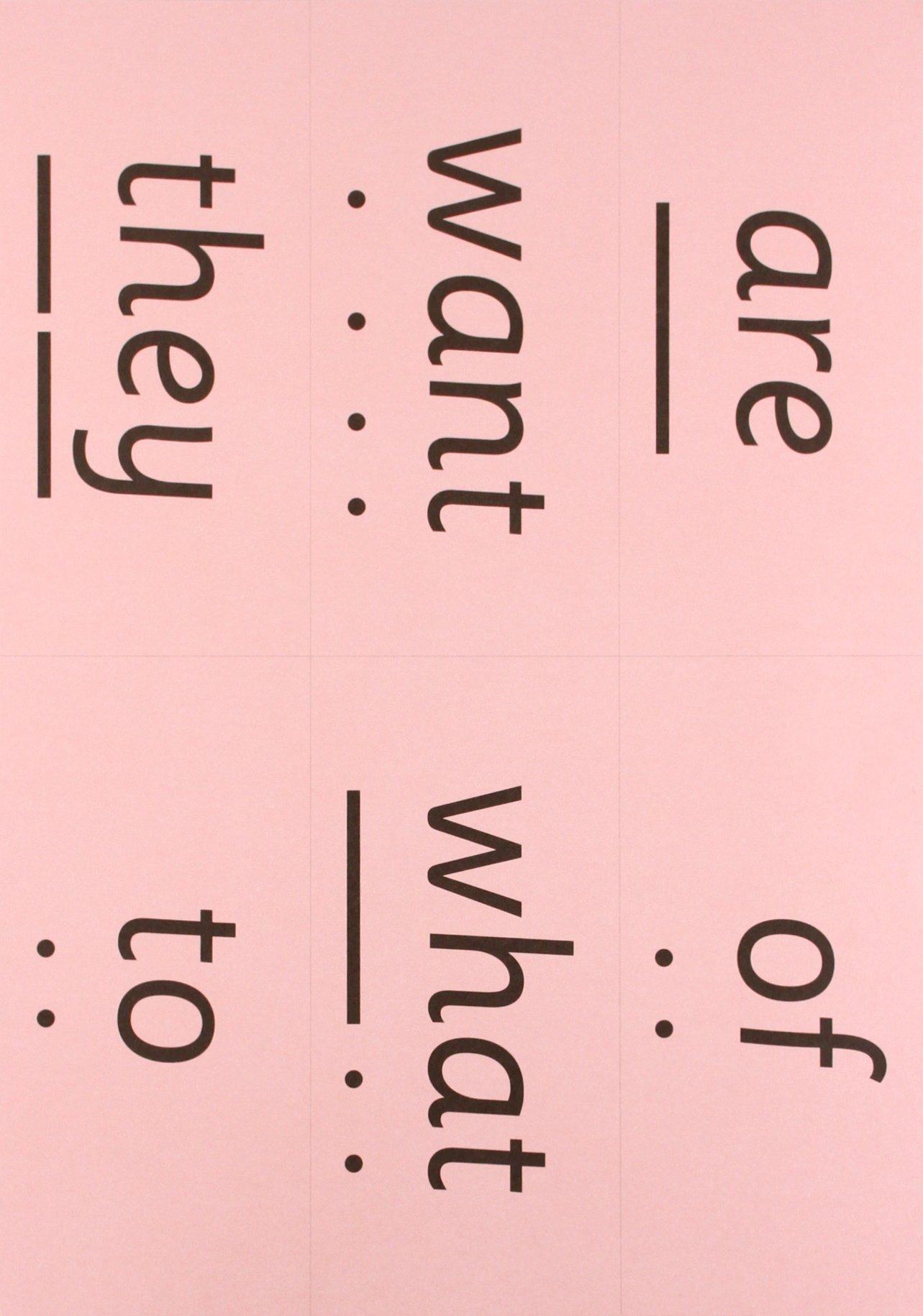Read Write Inc.: Red Word Cards (READ WRITE INC PHONICS): Amazon ...