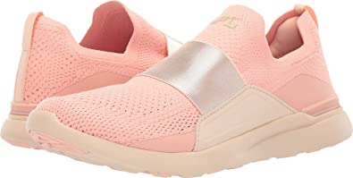 6725ca264662 Athletic Propulsion Labs (APL) Women s Techloom Bliss Blush Cream 5 ...