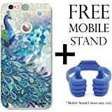 Hamee TM Printed Hard Back Skin Case Cover For Xiaomi Redmi 3s Prime Cover with Free Mobile Stand - Combo 8