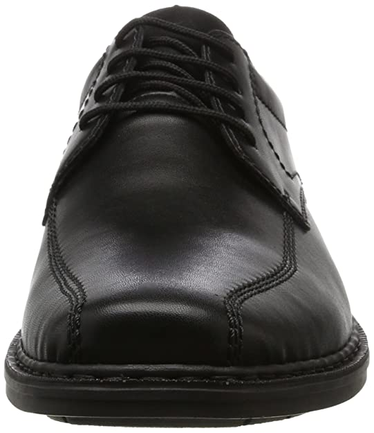 Mens 14100 Derbys, Black (Black), 6.5 UK Rieker