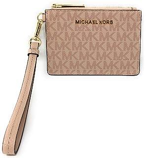Amazon.com: Michael Kors - Monedero de piel, color dorado: Shoes