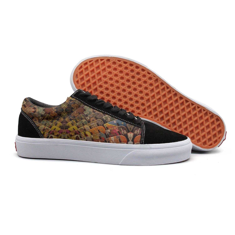 Armsttm Women Skate Shoes Skateboards Skateboarding Classic Suede Sneaker