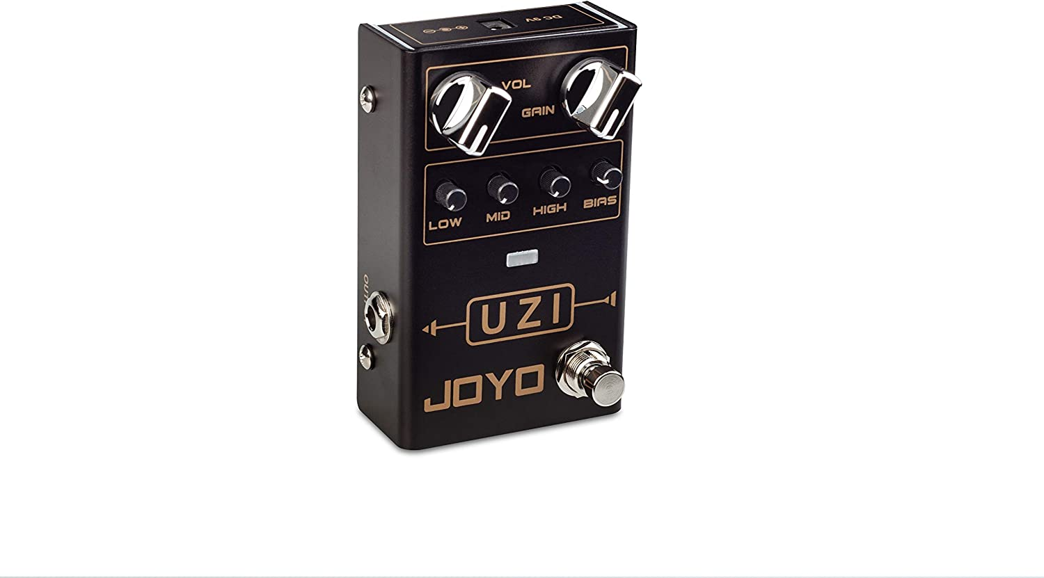 JOYO Professional Guitar Multi Effect Pedal Music Elevated By Cutting Edge Technology