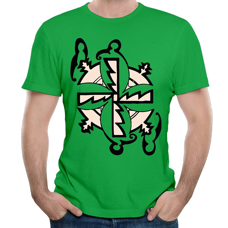 Amazon Mens Cotton Ink Printed American Tribe Zuni T Shirt