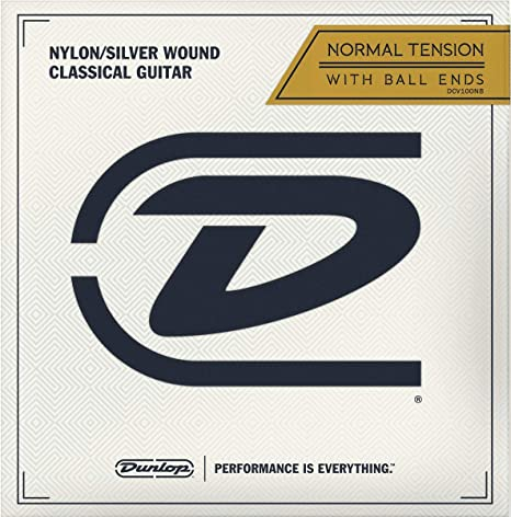 Jim Dunlop DCV100NB - Cuerdas para guitarra clásica: Amazon.es ...