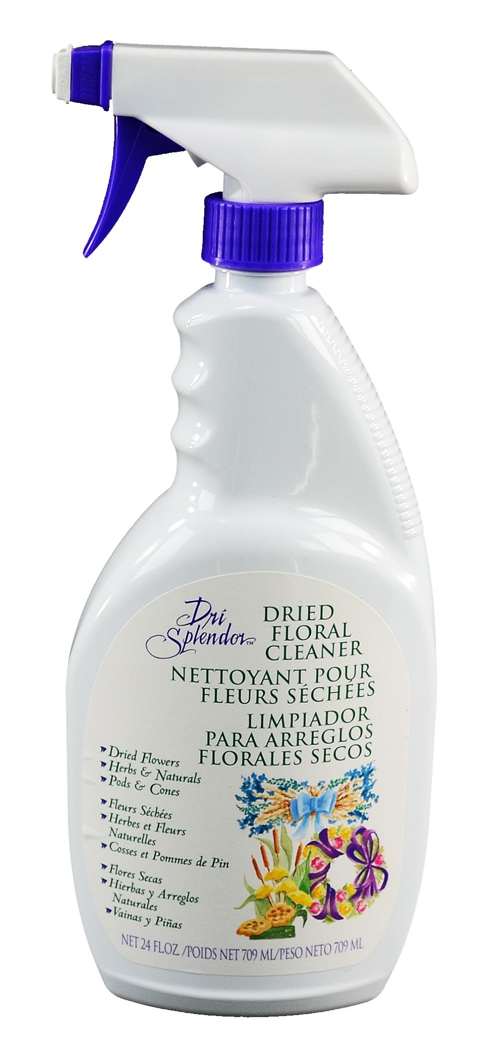 Amazon Dri Splendor Dried Floral Spray Cleaner 24 Ounce