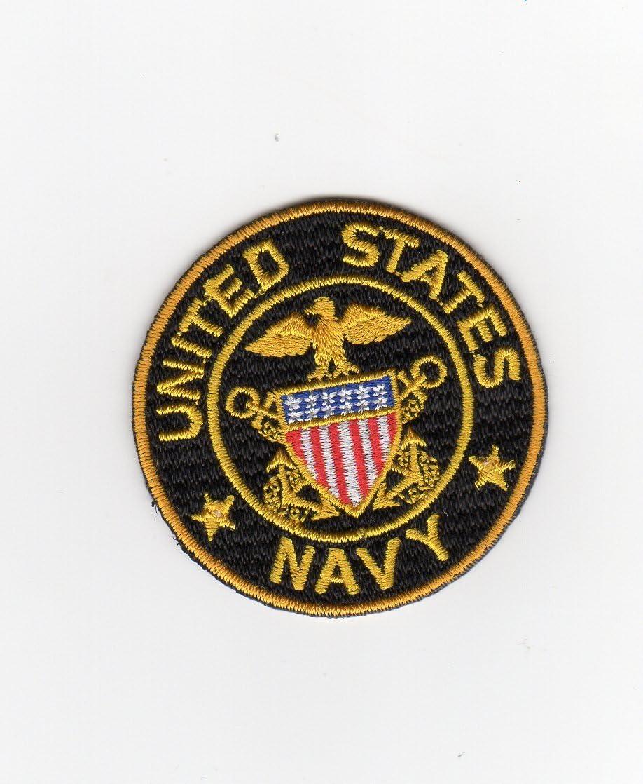 Logo termoadesivo United States colore blu Navy
