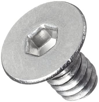 Fully Threaded 1//8 Length Brighton Best 702001 18-8 Stainless Steel Socket Cap Screw Internal Hex Drive 1//8 Length Meets ASME B18.3//ASTM F879 Button Head Pack of 100 #0-80 Threads