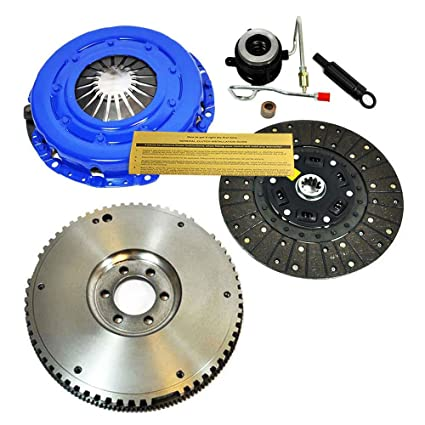 Amazon.com: EFT STAGE 2 CLUTCH KIT+FLYWHEEL 89-90 JEEP CHEROKEE COMANCHE WRANGLER 4.0L 4.2L: Automotive