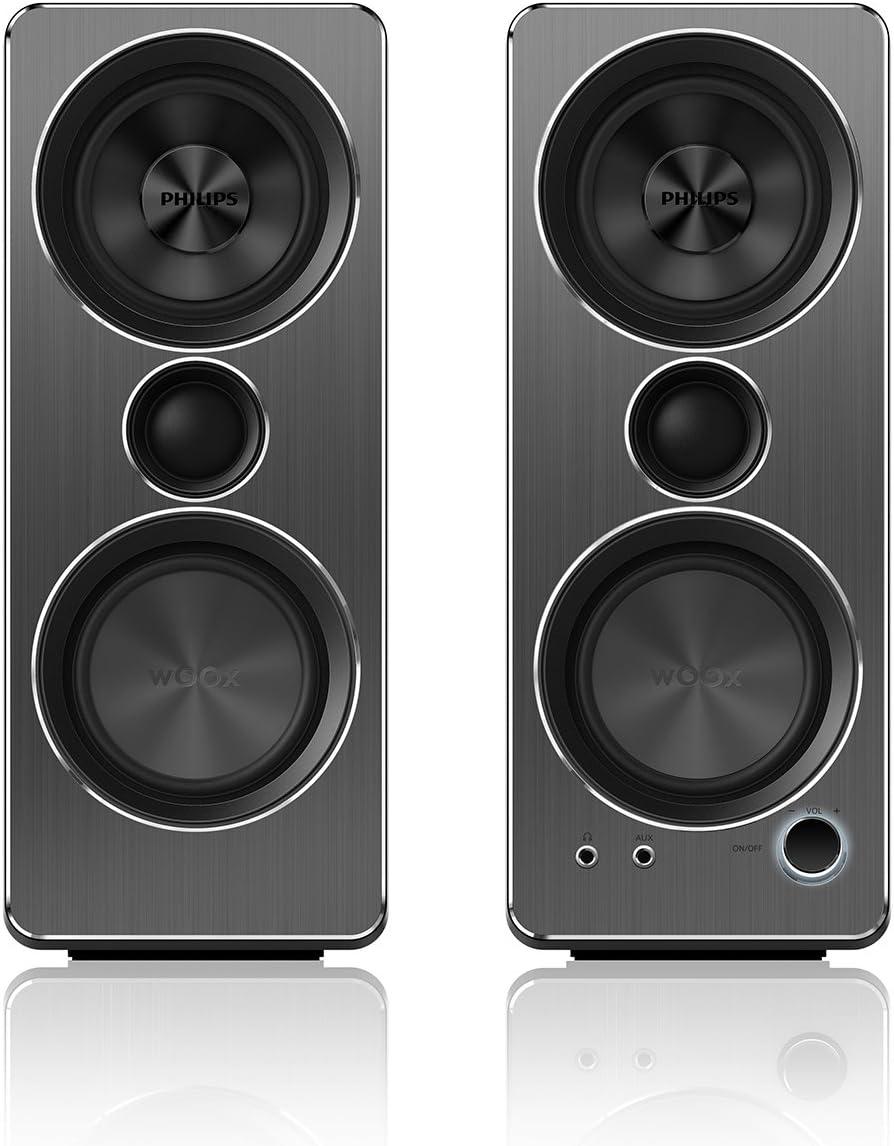 Philips SPA8210/37 Multimedia Speakers 2.0 (Black)