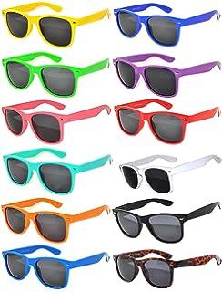 69f425699695 Vintage Retro Eyeglasses Sunglasses Smoke Lens 10 Pack Colored Colors Frame  OWL