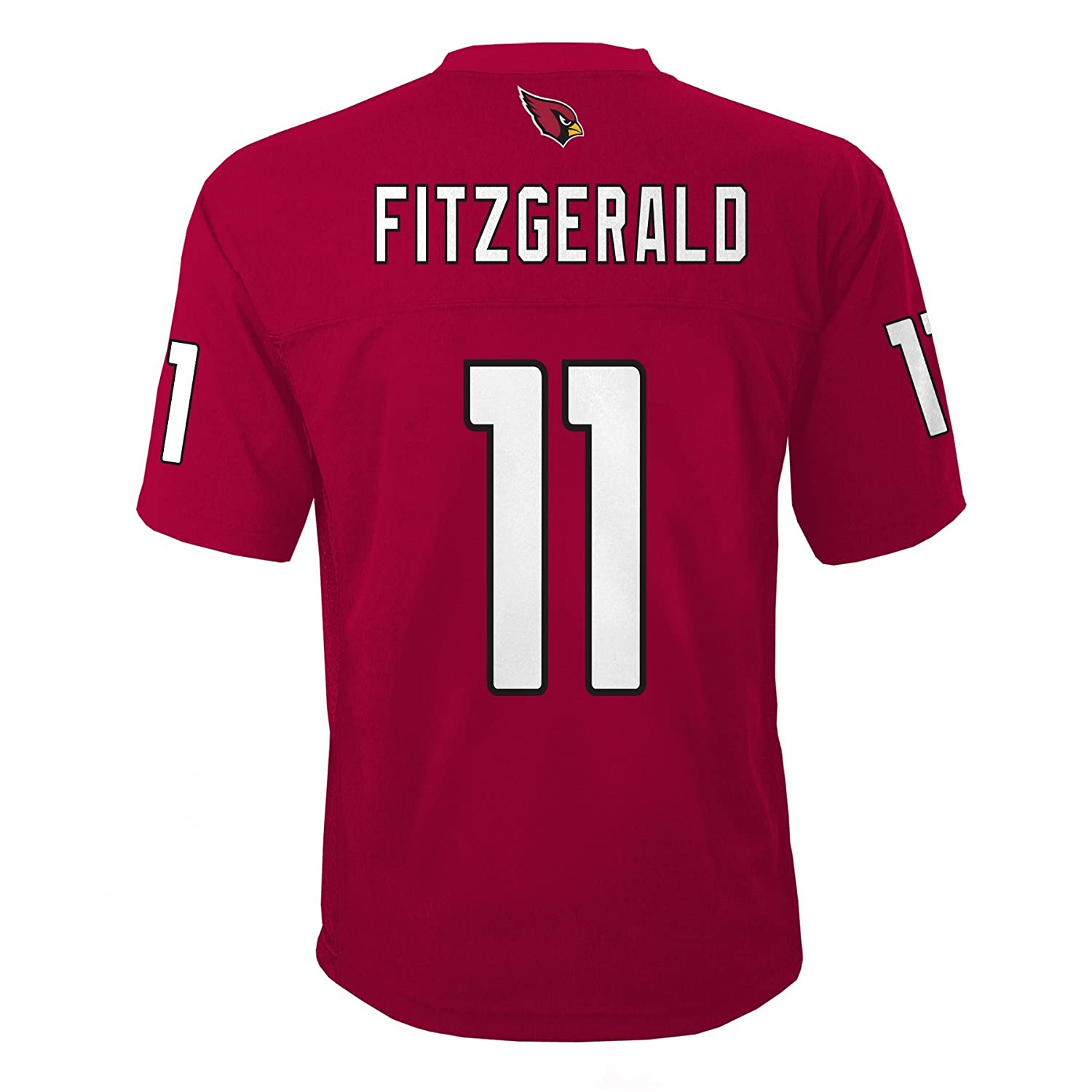 Amazon.com   Larry Fitzgerald Arizona Cardinals NFL Youth Boys 8-20  Mid-Tier Jersey 1cf02f510