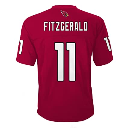9850c325d Amazon.com   Larry Fitzgerald Arizona Cardinals NFL Youth Boys 8-20  Mid-Tier Jersey