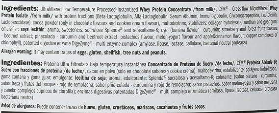Amix Whey Pure Fusion 2,3 kg Moca-chocolate-cafe: Amazon.es: Salud y cuidado personal