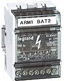 Legrand LEG04884 Répartiteur modulaire monobloc 4P 100 A 7 connexions 4 modules