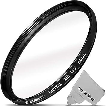 For Nikon D3300 UV Multithreaded Glass Filter Haze 1A Multicoated 62mm