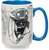 Disney Parks EVE Art of Pixar Mug