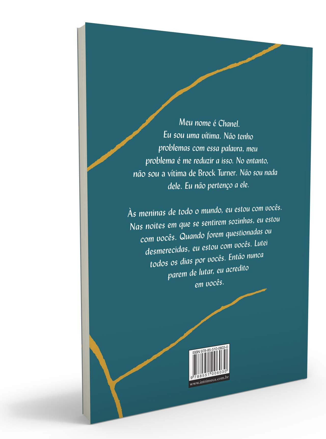 Livro 'Eu Tenho um Nome' por Chanel Miller
