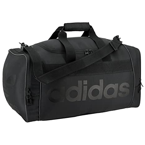 cheap for discount 6c57d 16a52 adidas Originals Santiago Duffel Bag, BlackBlack, One Size