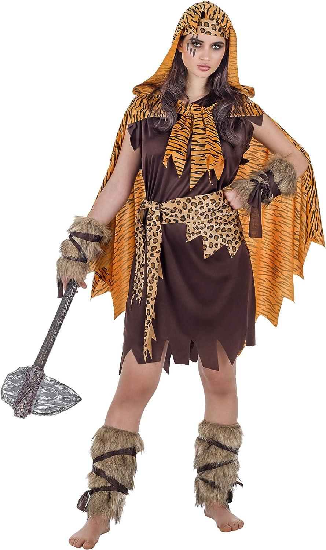 Banyant Toys Disfraz Cavernicola Mujer Mujer: XL: Amazon.es ...